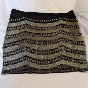 Beautiful beaded skirt (HOLIDAYS!!! )